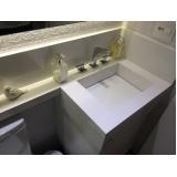 cubas esculpidas de mármore para banheiro Jabaquara