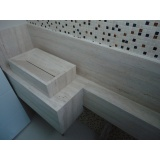 empresa de cuba esculpida de mármore para banheiro Vila Romana