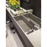 empresa de cubas esculpidas limestone para banheiro Jabaquara